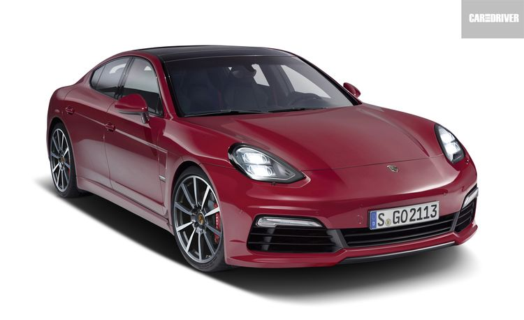 2017 Porsche Small Sedan: Indeed, It's a Baby Panamera