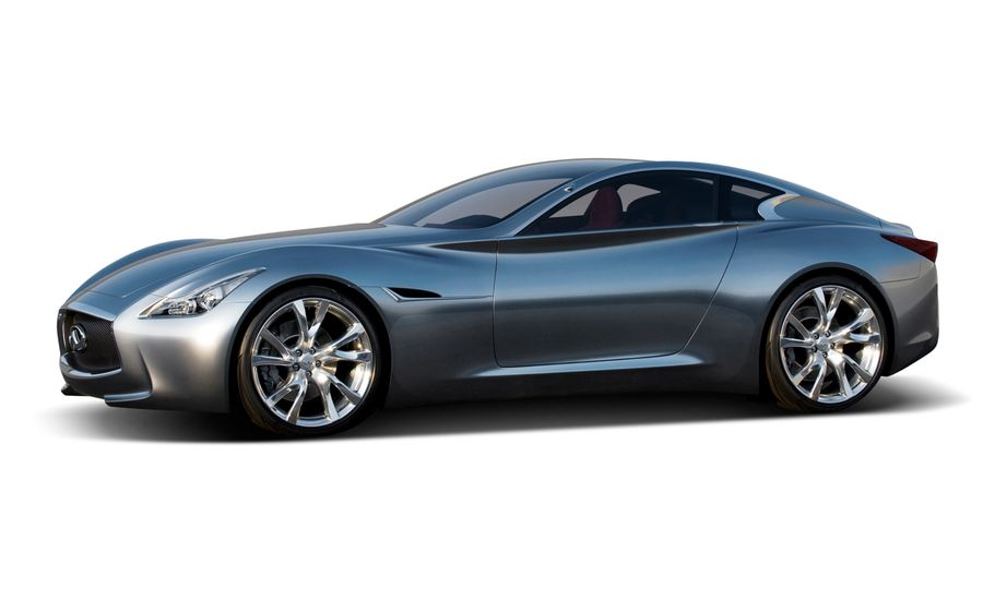 2018 Infiniti Q100 A Mission Statement In Gorgeous Body