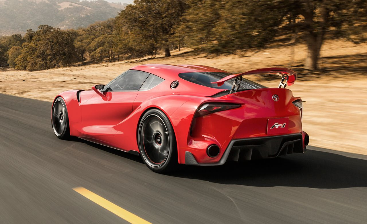 2018 Toyota Sports Car: Donu0027t Call It A Supra. On Second Thought