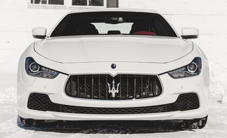 C/D Underbelly: 2014 Maserati Ghibli S Q4 AWD System Explained