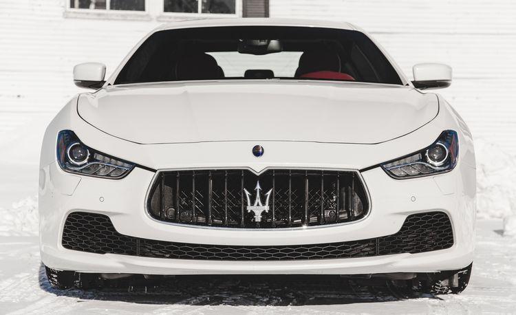 C/D Underbelly: 2014 Maserati Ghibli S Q4 AWD System Explained