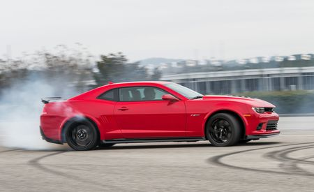 C/D Underbelly: A Tour of the 2014 Chevrolet Camaro Z/28's Amazing Chassis