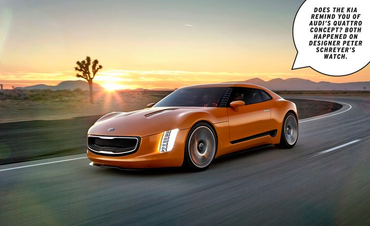 Kia GT4 Stinger Concept Dissected: The Goods on Kia's BRZ/FR-S Fighter