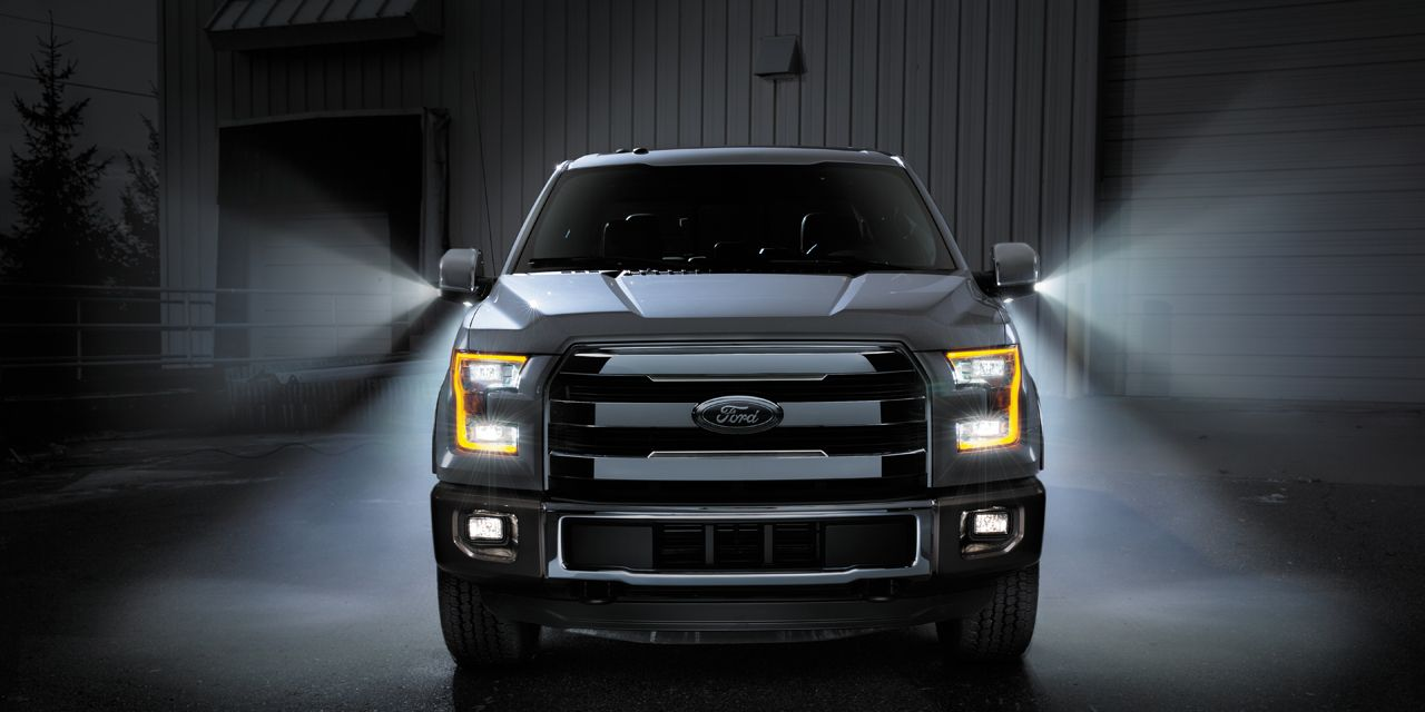 Leave the Iron On: Ford Buries New-Age Iron in Its Aluminum-Intensive 2015 F-150