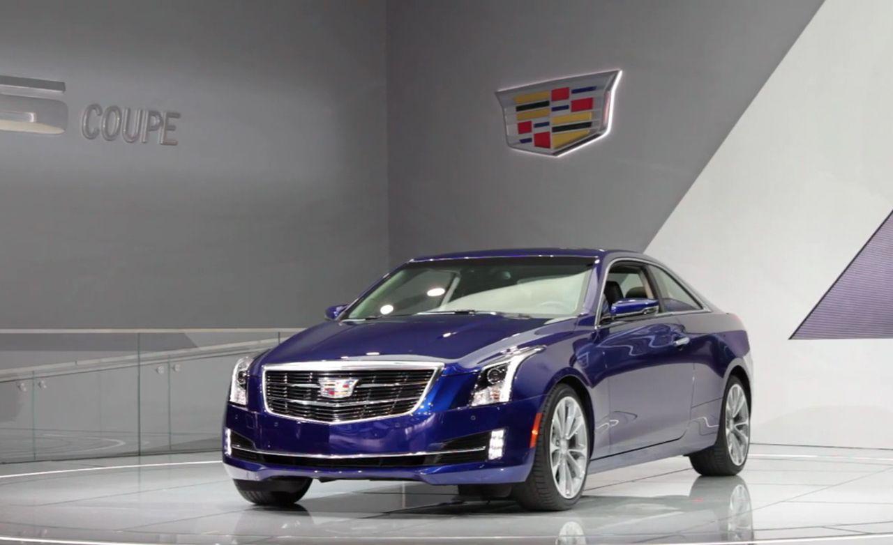 Cadillac ATS Reviews   Cadillac ATS Price, Photos, and Specs   Car ...