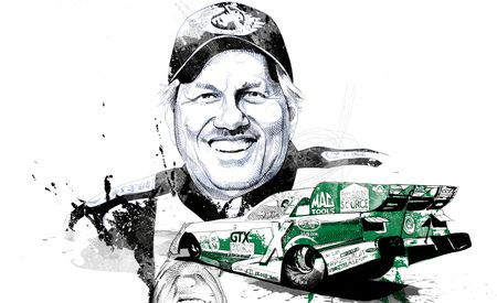 What I'd Do Differently: John Force