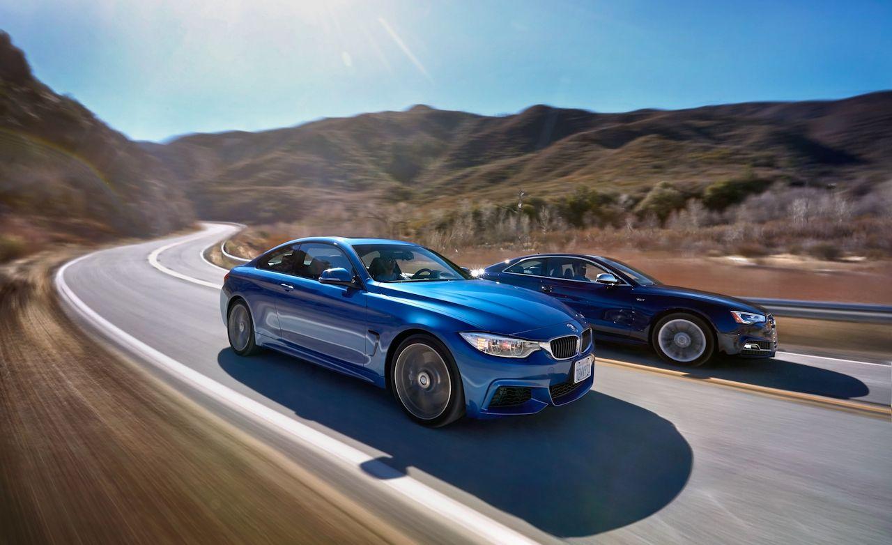 2014 Audi S5 vs. 2014 BMW 435i | Comparison Test