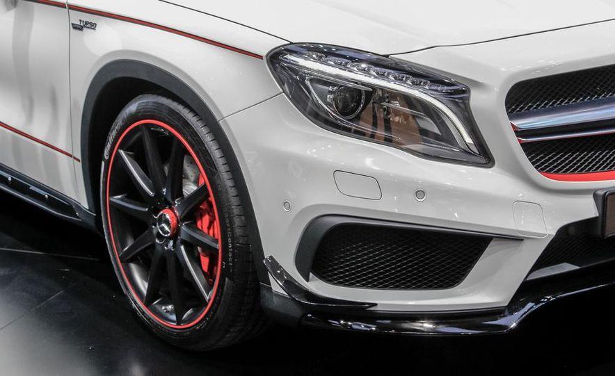 2015 Mercedes-Benz GLA45 AMG - Slide 7