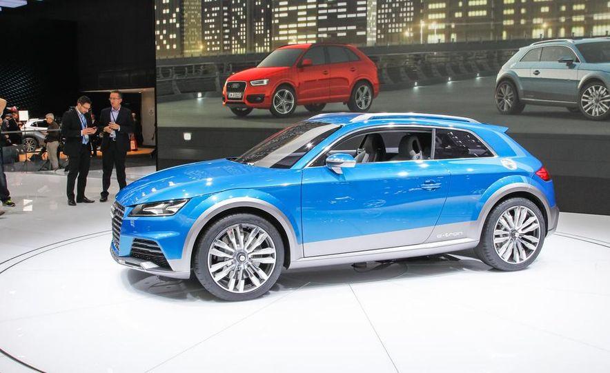 Audi Allroad Shooting Brake concept - Slide 3