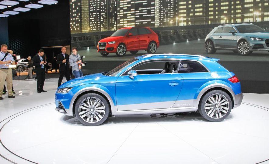 Audi Allroad Shooting Brake concept - Slide 4