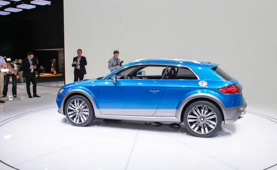 Audi Allroad Shooting Brake concept - Slide 5