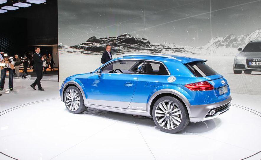 Audi Allroad Shooting Brake concept - Slide 6