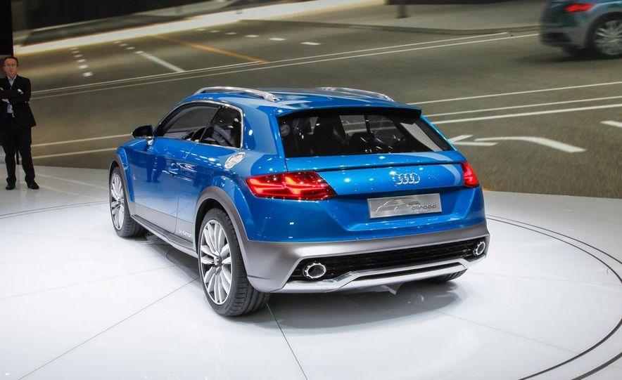 Audi Allroad Shooting Brake concept - Slide 8