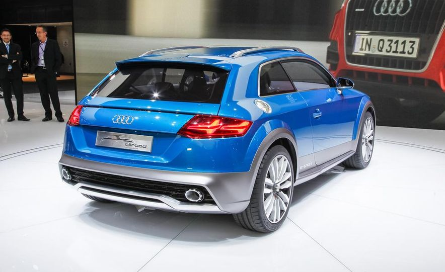 Audi Allroad Shooting Brake concept - Slide 10