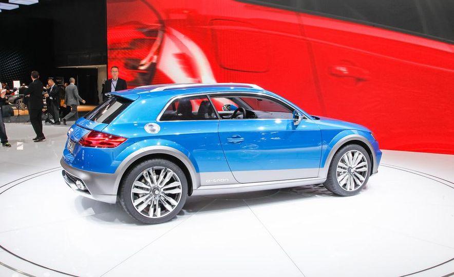 Audi Allroad Shooting Brake concept - Slide 11