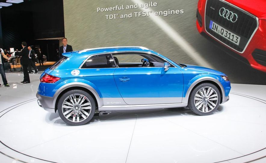 Audi Allroad Shooting Brake concept - Slide 12