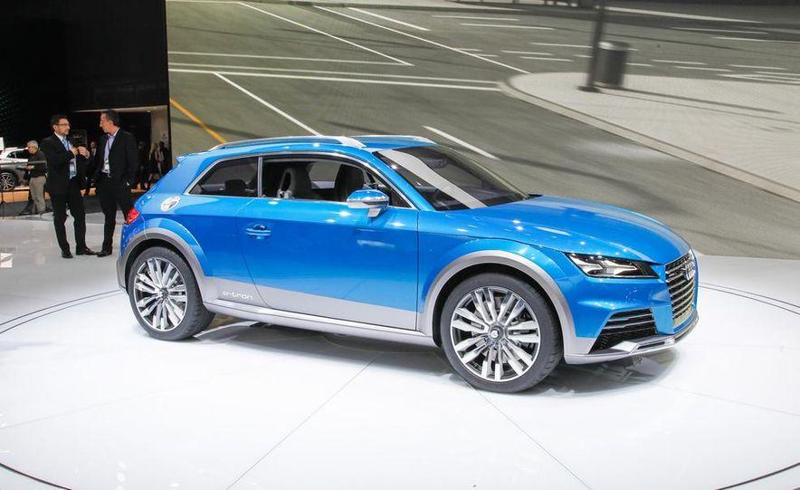 Audi Allroad Shooting Brake concept - Slide 13