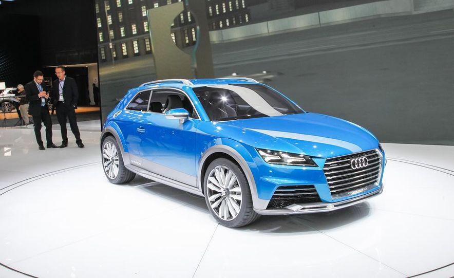 Audi Allroad Shooting Brake concept - Slide 14