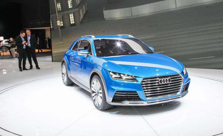 Audi Allroad Shooting Brake concept - Slide 15