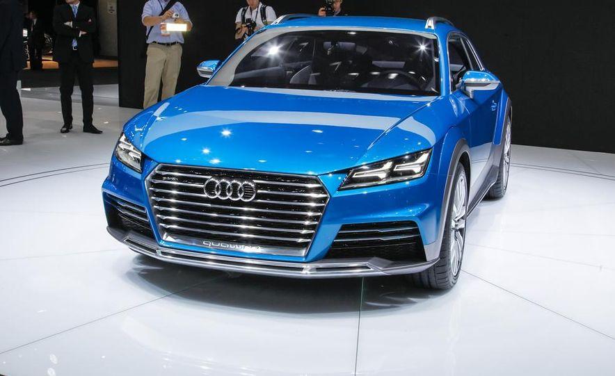 Audi Allroad Shooting Brake concept - Slide 17