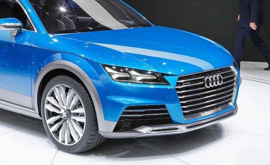Audi Allroad Shooting Brake concept - Slide 18