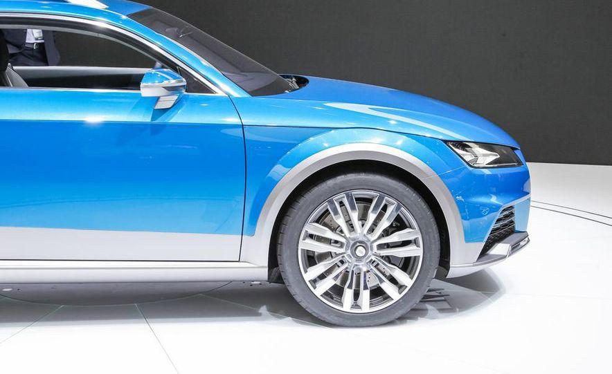 Audi Allroad Shooting Brake concept - Slide 19