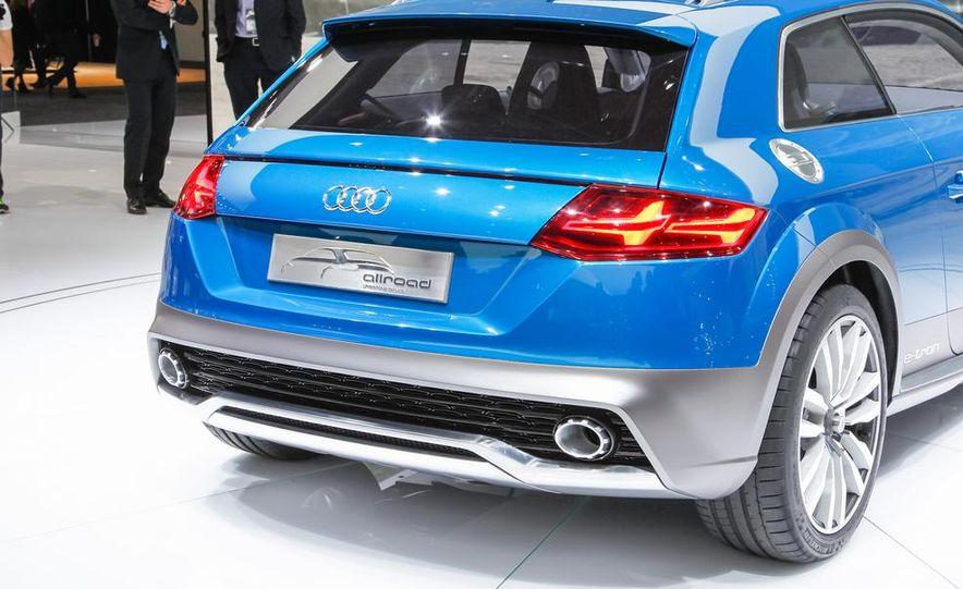 Audi Allroad Shooting Brake concept - Slide 20