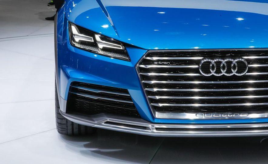 Audi Allroad Shooting Brake concept - Slide 22