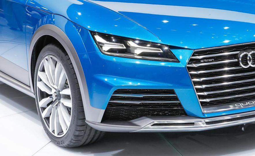 Audi Allroad Shooting Brake concept - Slide 23