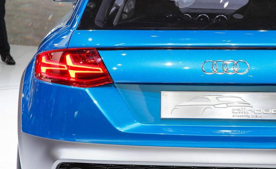 Audi Allroad Shooting Brake concept - Slide 24