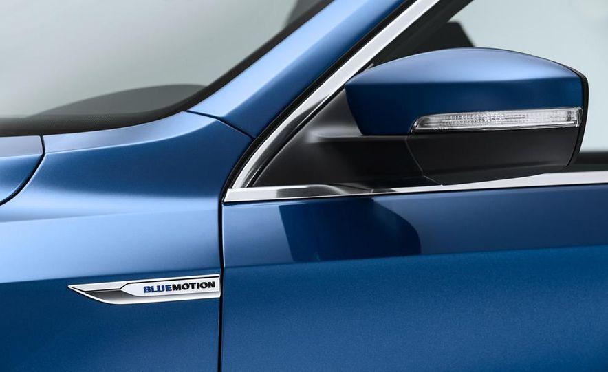 Volkswagen Passat BlueMotion concept - Slide 18