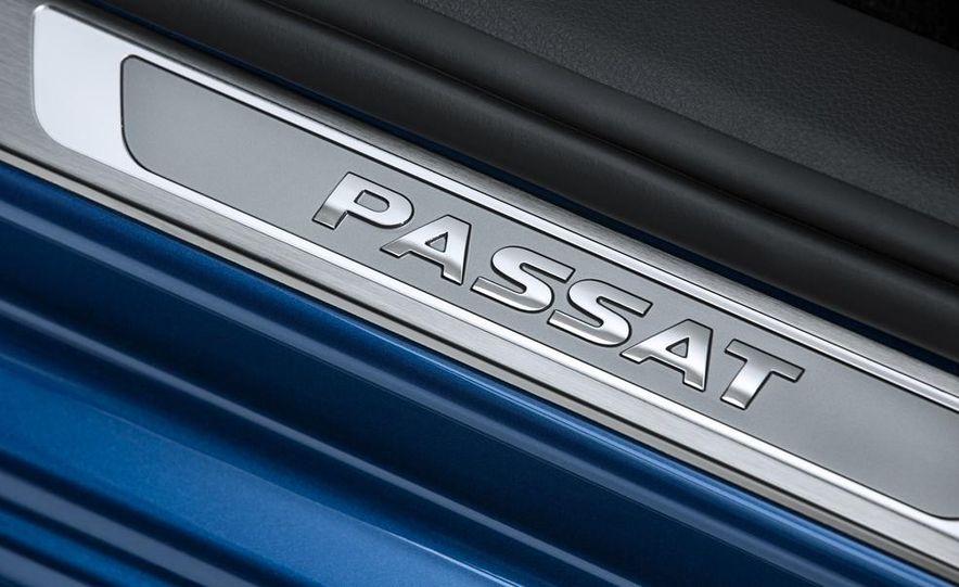 Volkswagen Passat BlueMotion concept - Slide 21