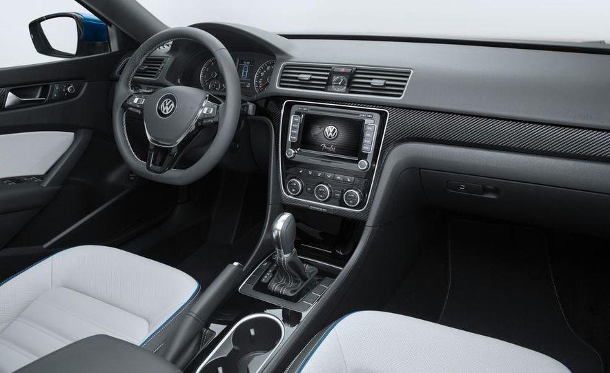 Volkswagen Passat BlueMotion concept - Slide 20