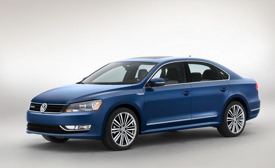 Volkswagen Passat BlueMotion concept - Slide 16