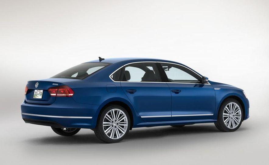 Volkswagen Passat BlueMotion concept - Slide 17