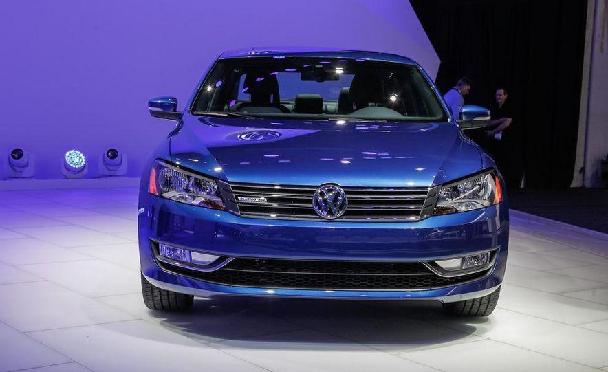 Volkswagen Passat BlueMotion concept - Slide 2