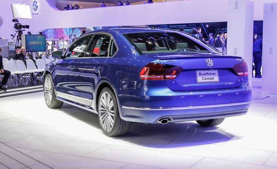 Volkswagen Passat BlueMotion concept - Slide 6
