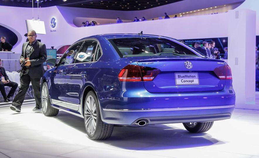 Volkswagen Passat BlueMotion concept - Slide 7