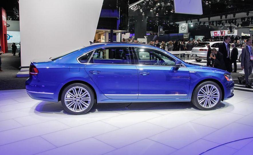 Volkswagen Passat BlueMotion concept - Slide 9