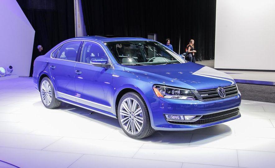 Volkswagen Passat BlueMotion concept - Slide 10