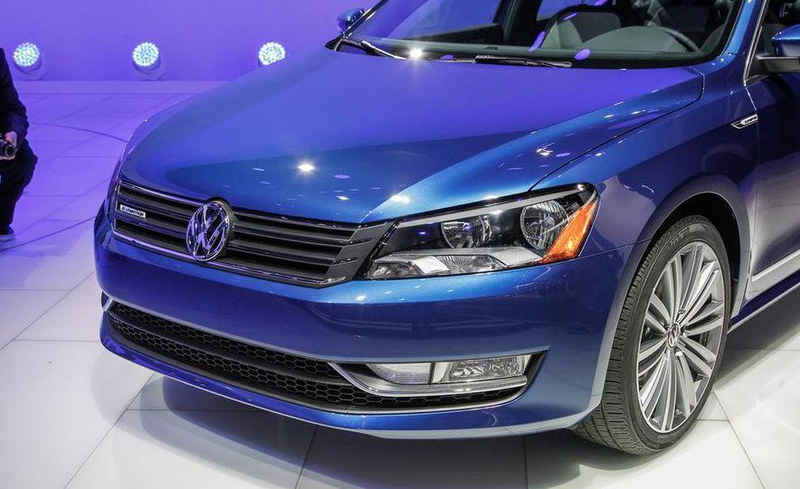 Volkswagen Passat BlueMotion concept - Slide 12