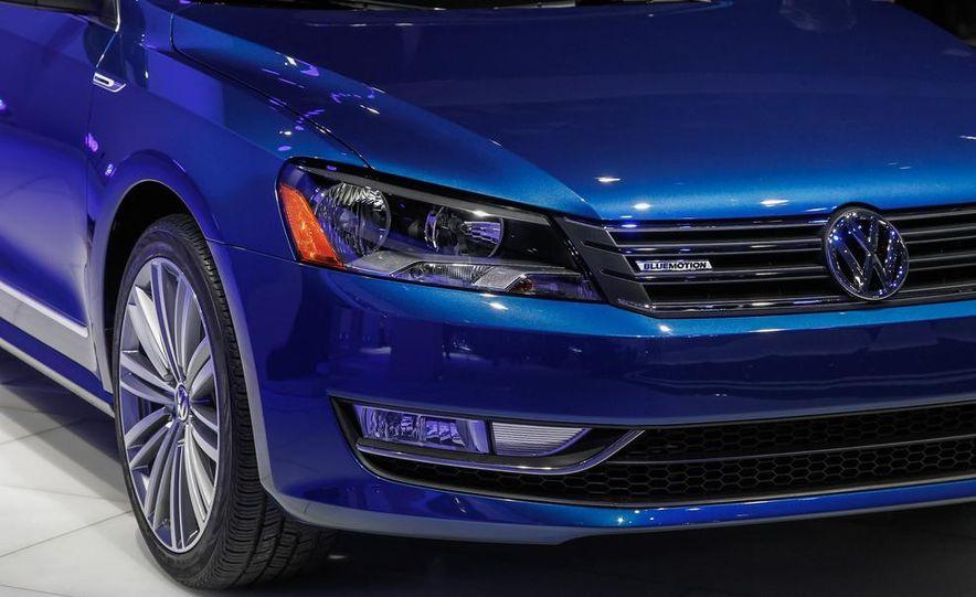 Volkswagen Passat BlueMotion concept - Slide 14