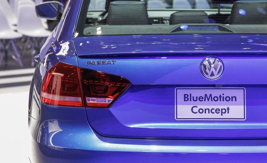 Volkswagen Passat BlueMotion concept - Slide 15