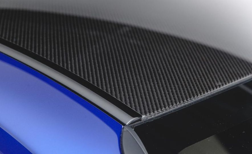 2015 Lexus RC F - Slide 15
