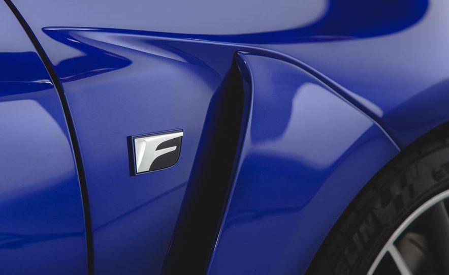 2015 Lexus RC F - Slide 11