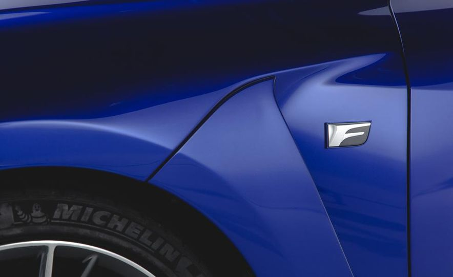2015 Lexus RC F - Slide 12