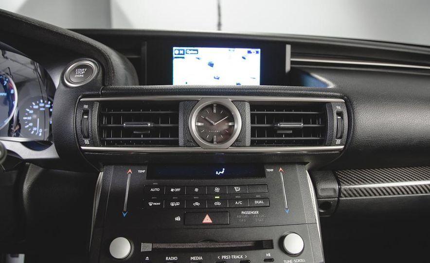 2015 Lexus RC F - Slide 29