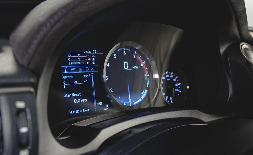 2015 Lexus RC F - Slide 27