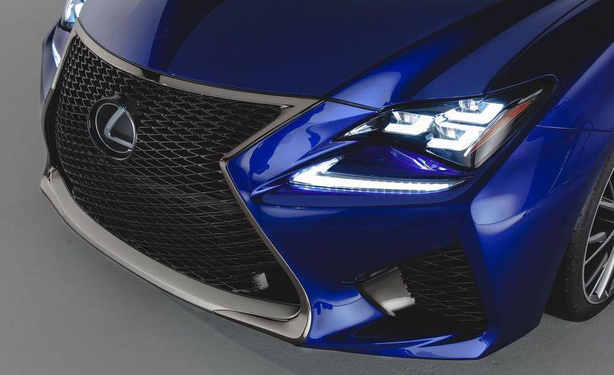 2015 Lexus RC F - Slide 8