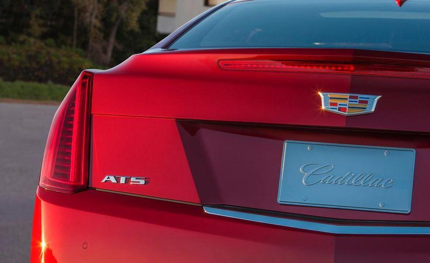 2015 Cadillac ATS coupe - Slide 21
